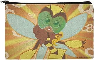 DC Super Hero Girls Bumblebee Pencil Pen Organizer Zipper Pouch Case
