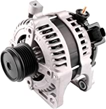 Scitoo Alternators 11063 fit Chrysler Auto and Light Truck Pacifica 2004 2005 2006 3.5L(215) V6 04868760AF 145A ER/IF