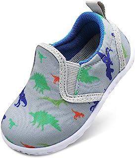 کفش بچه گانه FEETCITY بچه گانه پسرانه کفش ورزشی بچه گانه در اولین کفش راه رفتن کودک نو پا گاه به گاه کفش کتانی کفش تخت
