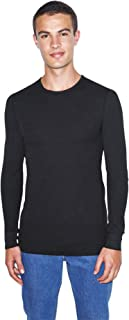 American Apparel Men's Baby Thermal Long Sleeve T-Shirt