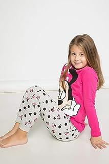 DeFacto Minnie Mouse Baskılı Lisanslı Pijama Takımı