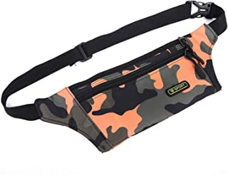 Surprise S Camouflage Pack Travel Bag Money Waist Belt Walking Holiday Pouch Ladies Casual Waterproof Chest Pack