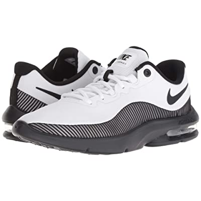 Nike Air Max Advantage 2 (White/Black) Women