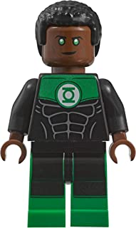 LEGO Minifigure Superhero Green Lantern John Stewart SH428