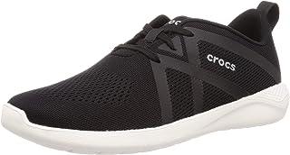 حذاء رياضي لايت رايد للرجال من كروكس مريح وبرباط