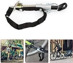 Aohuada Flybear - Enganche de seguridad para remolque de bicicleta, adaptador para remolque de bicicleta, para bebés y mascotas, conector para bicicleta