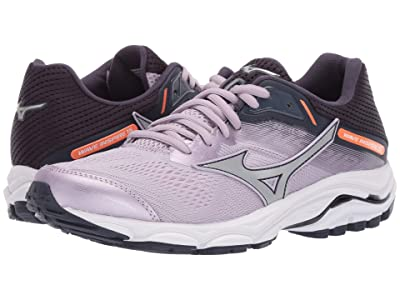 Mizuno Wave Inspire 15 (Lavender Frost/Silver) Girls Shoes