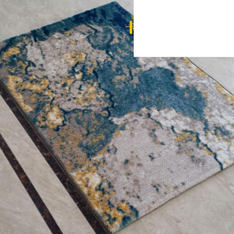 Lobby Floor mats Foot pad Non-Slip mat-D 80x120cm(31x47inch)