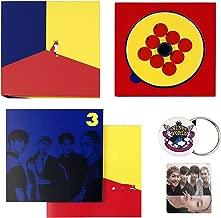 SHINEE 6th Album - [ The Story of Light EP.3 ] CD + Photo Book + Lyrics Book + PhotoCard + FREE GIFT / K-POP Sealed