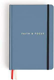 Faith & Focus by Christian Planner | 90 Day Undated Planner | Eco-Friendly FSC Certified Paper | Work, Life, Spiritual Dai... photo