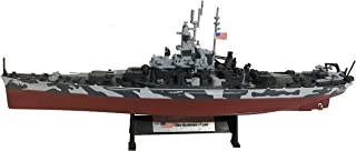 USS Alabama 1944- 1:1000 Ship Model (Amercom ST-23)