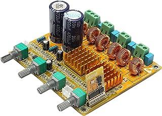 Homyl Placa Amplificadora de áudio Digital de Energia Bluetooth 2.1 Classe D 3CH