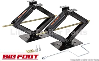 LIBRA Set of 2 Bigfoot 5000 lb 24