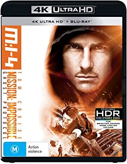 Mission: Impossible - Ghost Protocol (4K Ultra HD + Blu-ray)