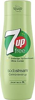 SodaStream 7Up free 440ml - Ger 8 liter