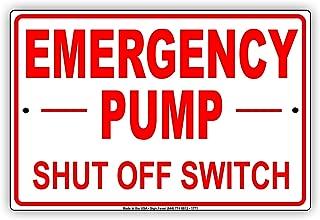Best well pump safety shut off Reviews