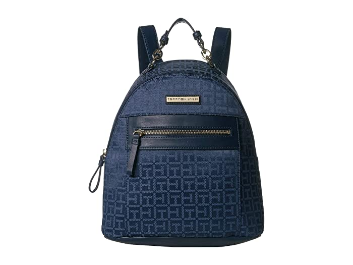 Tommy Hilfiger Claudia Jacquard Dome Backpack