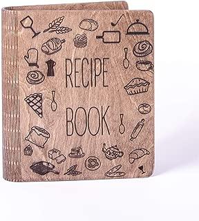 Best wooden recipe book Reviews
