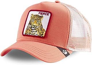 Goorin Bros. Trucker Cap Fierce Tiger Peach - One-Size