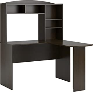 Best ameriwood l shaped desk with hutch Reviews
