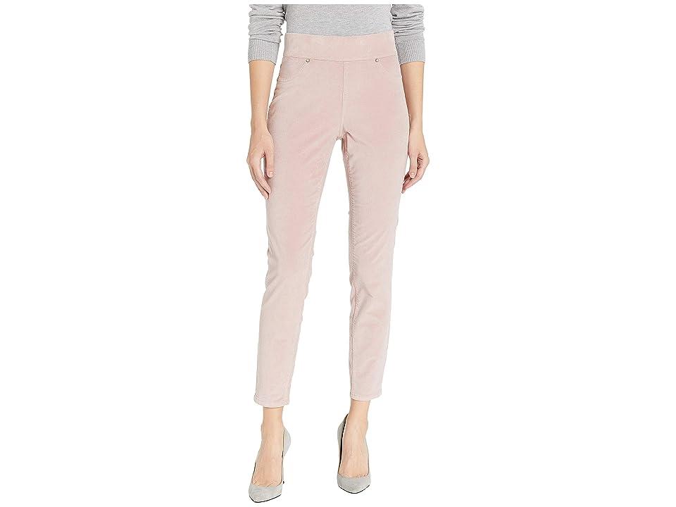 Jag Jeans Marla Pull-On Velveteen Leggings (Dusty Rose) Women