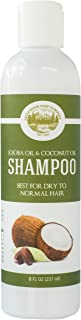 Shampoo - Jojoba Oil, Coconut Oil - Sulfate Free – 8 fi. Oz – Best for Dry to Normal Hair – Daily Shampoo - Made with All ...