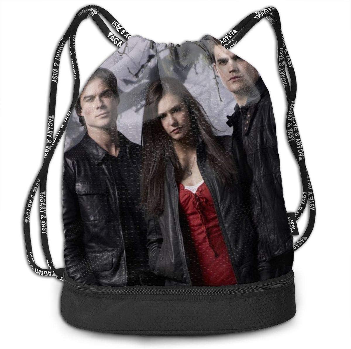 The Vam-pire Diaries Ultra-Durable Bundle 供え 価格 3D Backpack Printed Po