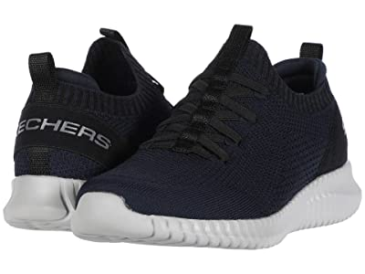 SKECHERS Elite Flex Karnell (Navy) Men