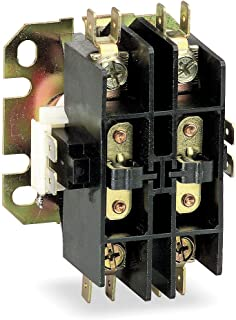 SQUARE D BY SCHNEIDER ELECTRIC - 8910DP12V09 - CONTACTOR, DPST, 220VAC, 20A, PANEL