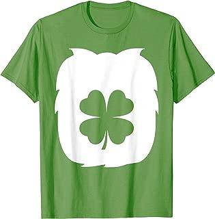 Good Luck Adult Bear Costume Halloween T-Shirt
