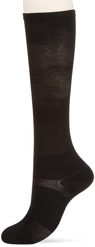 普及ミッション展示会医学博士の考えた着圧靴下ブラックL