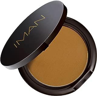 IMAN Cosmetics Second To None Luminous Foundation, Medium Skin, Clay 4