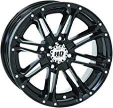 STI HD3 ATV/UTV Wheels - Gloss Black 14X7 4/110 2+5