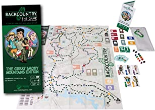 Backcountry: The Game of Wilderness Survival: Great Smoky Mountains Edition