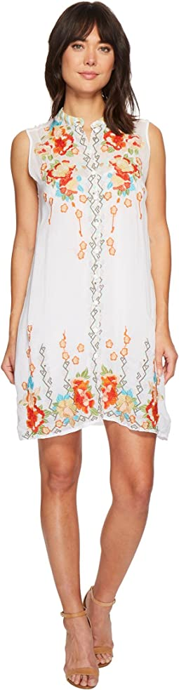 Basille Dress w/ Slip