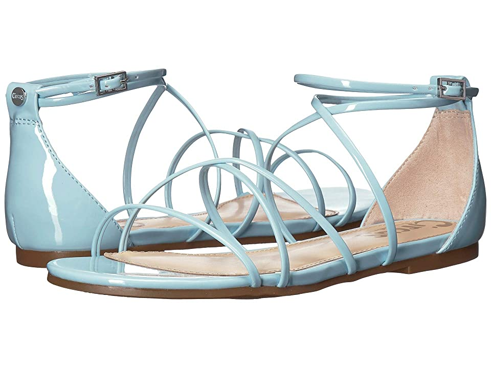 Circus by Sam Edelman Bonita (Light Blue Patent) Women