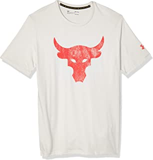 Under Armour Men's Project Rock Brahma Bull Short Sleeve Top