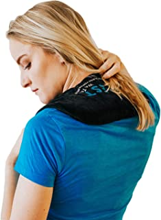 The Coldest Neck Ice Pack - Soothing Gel Pain Relief Reusable Ice Pack for Neck Soreness, Spinal Injuries, Neck Strain, Neck Aches