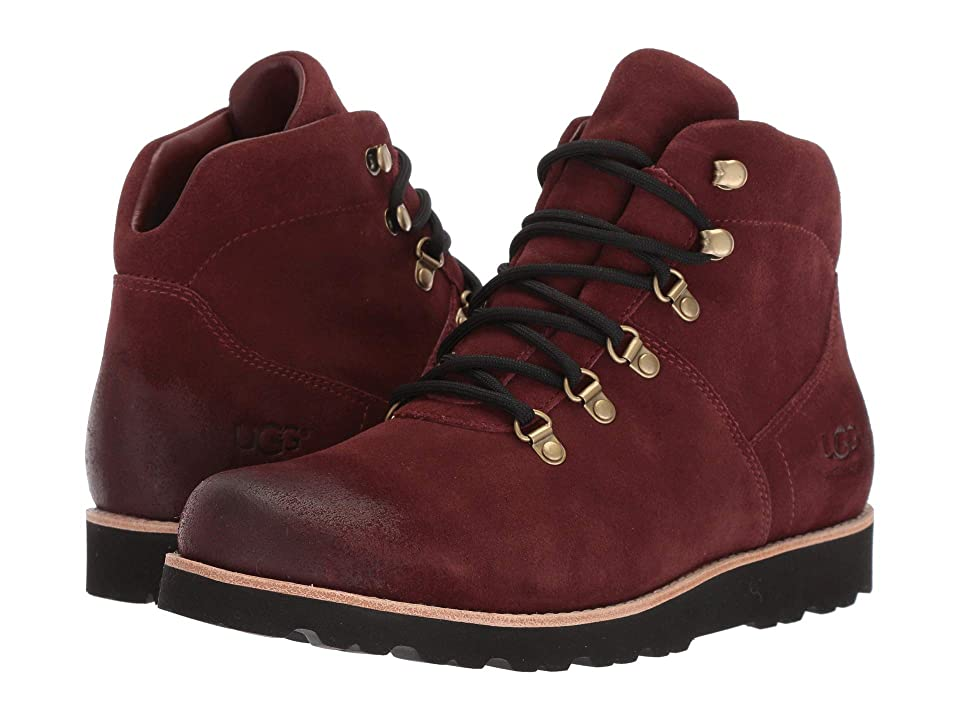 UGG Hafstein (Burgundy) Men