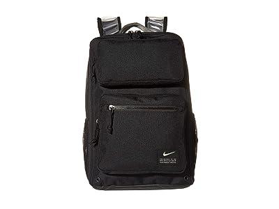 Nike Utility Speed Backpack (Black/Black/Enigma Stone) Backpack Bags