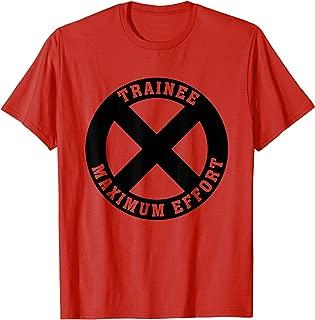 Deadpool X-Force Trainee Maximum Effort T-Shirt