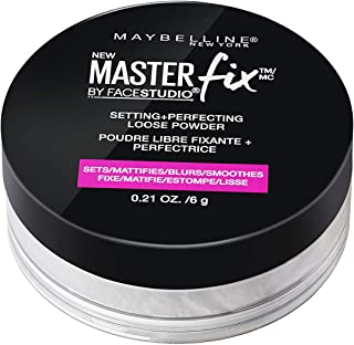 Maybelline New York Master Face Studo Settng Powder, 6 g
