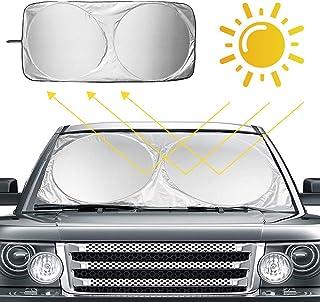 Suchergebnis Auf Für Sonnenschutz Für Frontscheiben 3 Sterne Mehr Frontscheibe Sonnenschutz Auto Motorrad