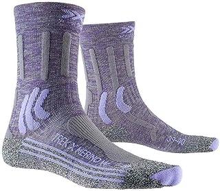 X-Socks, Trek X Merino Woman Socks Calcetines de Senderismo Trekking Mujer