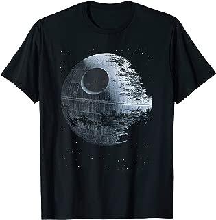 Star Wars Return of Jedi Death Star Undone Graphic T-Shirt