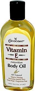 Cococare Body Oil Vit E 8.5 Fz