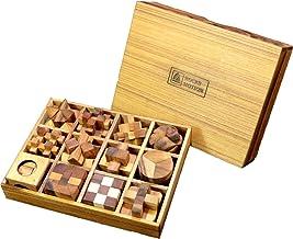 ROCKS MOTION・12個セットWood Puzzle(ロックスモーション 12個セットウッドパズル
