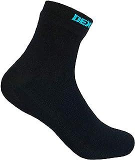 DexShell Vattentäta ultratunna strumpor, svart, fotled, L