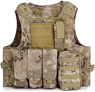 shooting vest pattern