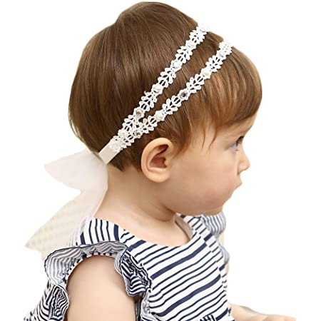 Newborn Headband Baby Girl Headband Blue Headband Toddler Headband Disney Headband Flower Girl Headband Belle Headband Girl Headband